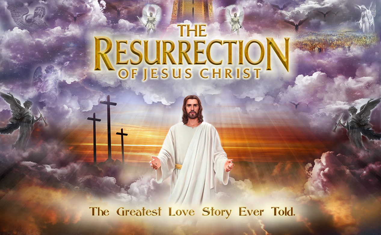 an analysis of the resurrection of jesus christ Despite the gospel accounts' silence on the details of christ's crucifixion,  the crucifixion began jesus was offered wine mixed with myrrh,  resurrection in.