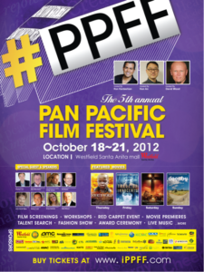 Pan Pacific Film Festival poster